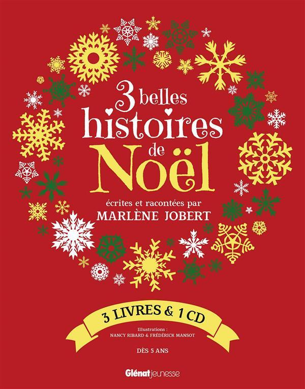 COFFRET 3 BELLES HISTOIRES DE NOEL