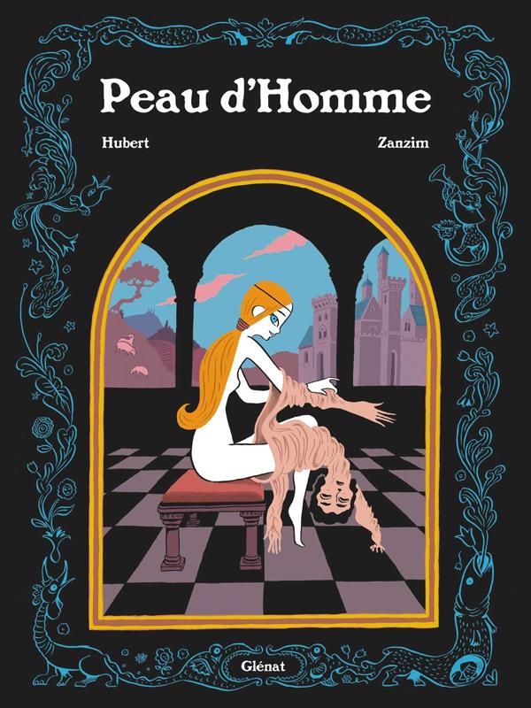 PEAU D'HOMME