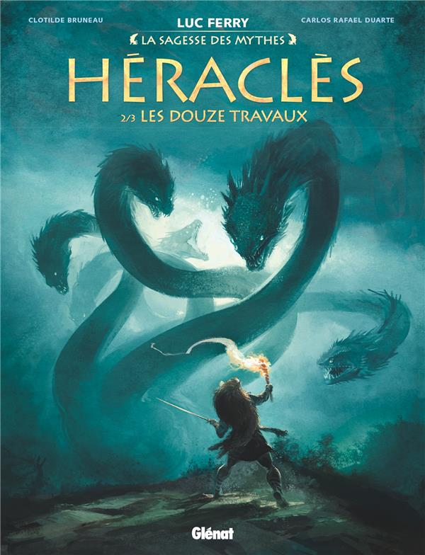HERACLES - TOME 02 - LES DOUZE TRAVAUX