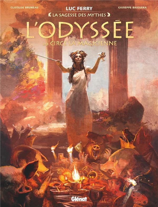 L'ODYSSEE - TOME 02 - CIRCE LA MAGICIENNE