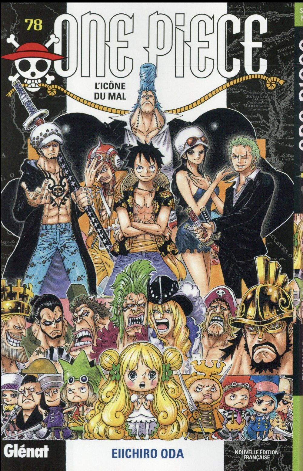 ONE PIECE - EDITION ORIGINALE - TOME 78 - L'ICONE DU MAL