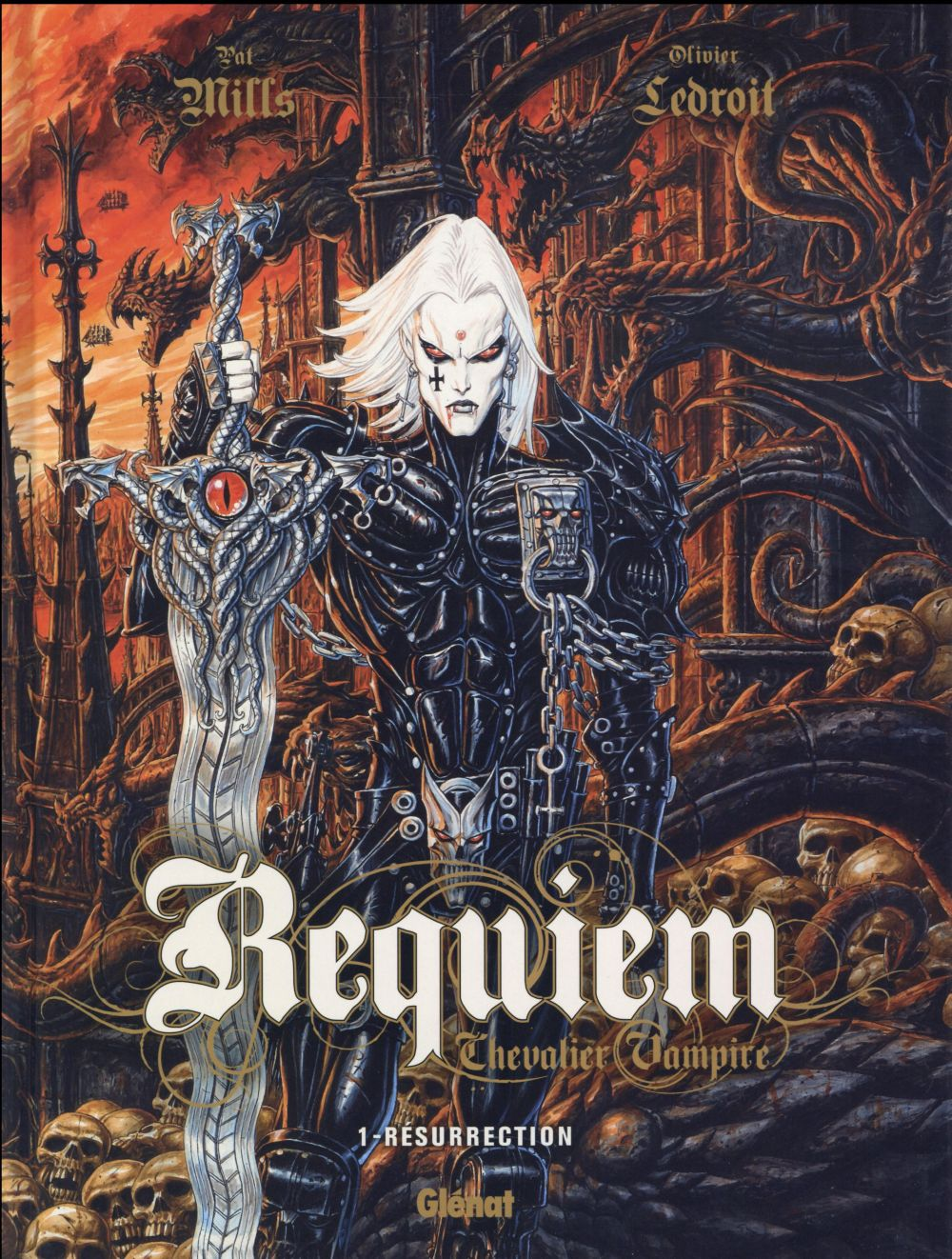 REQUIEM - TOME 01 - RESURRECTION