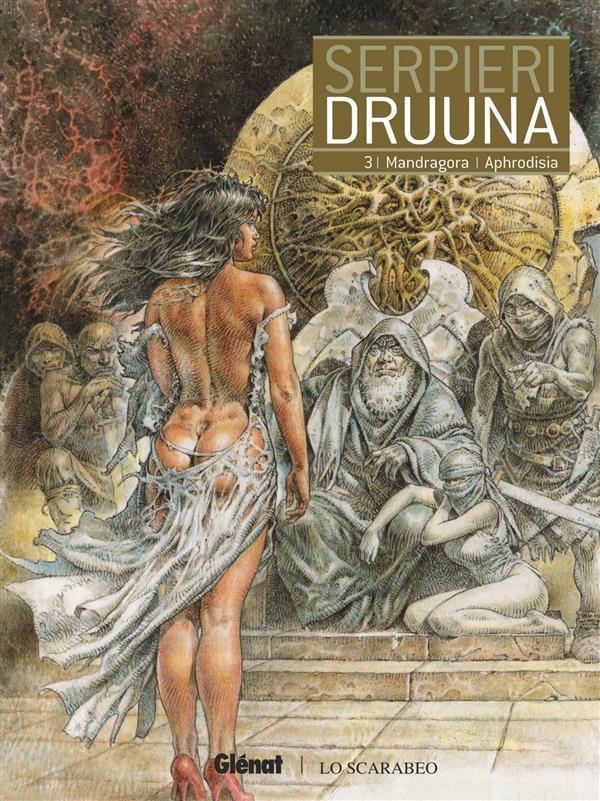 DRUUNA - TOME 03 - MANDRAGORA - APHRODISIA