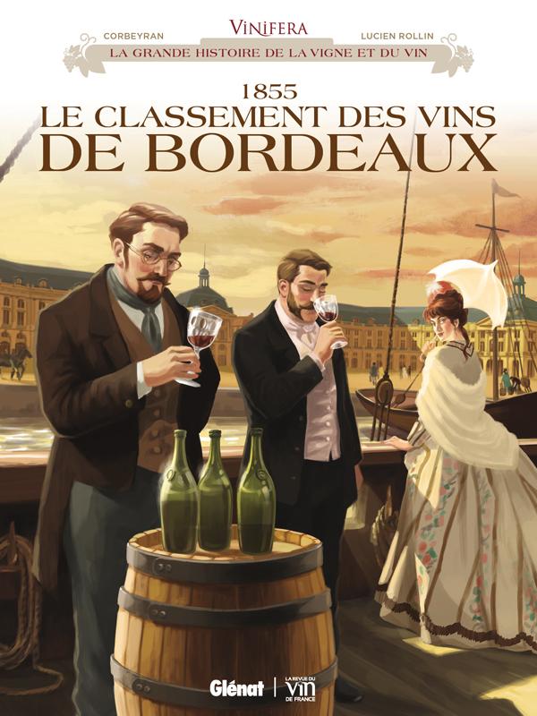 VINIFERA - 1855, LE CLASSEMENT