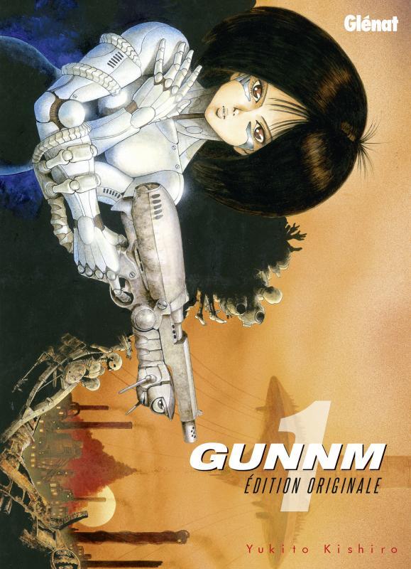 GUNNM - EDITION ORIGINALE - TOME 01