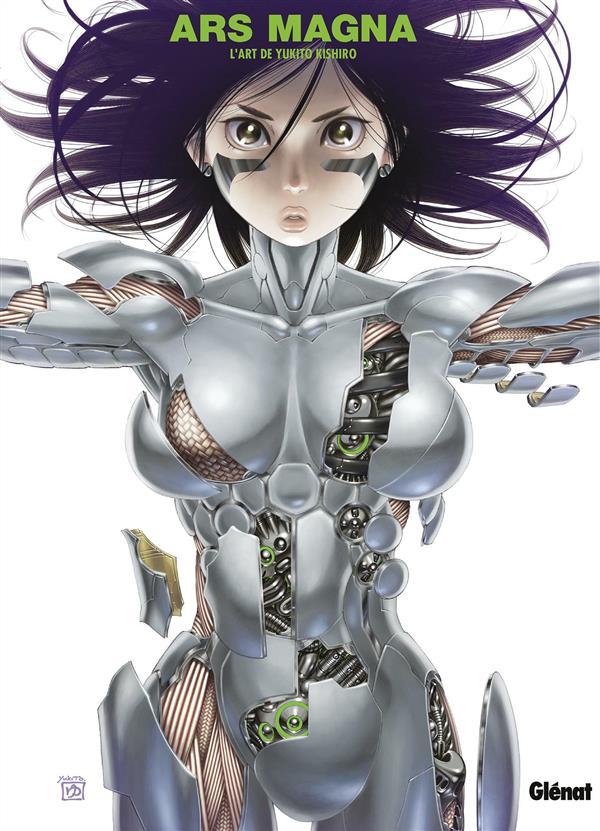 ARS MAGNA - L'ART DE YUKITO KISHIRO