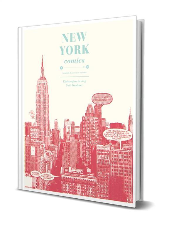 NEW-YORK COMICS