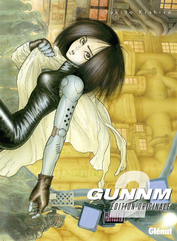 GUNNM - EDITION ORIGINALE - TOME 02