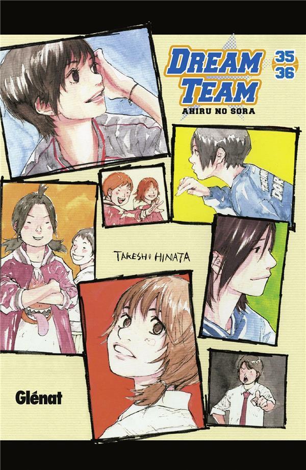 DREAM TEAM - TOME 35-36 - T26