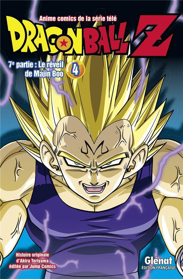 DRAGON BALL Z - 7E PARTIE - TOME 04 - T31 - LE REVEIL DE MAJIN BOO