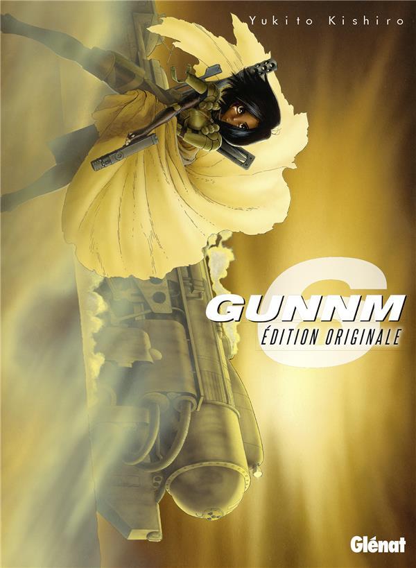 GUNNM - EDITION ORIGINALE - TOME 06