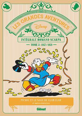 LES GRANDES AVENTURES DE ROMANO SCARPA - TOME 03