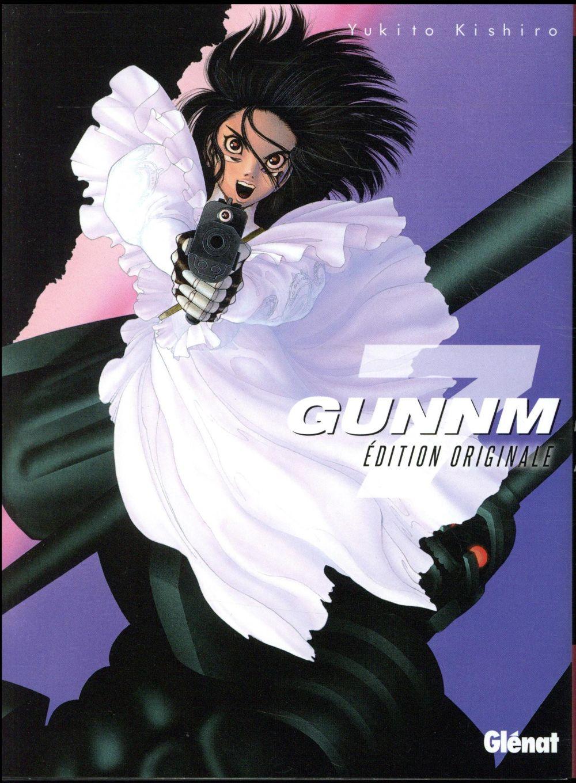GUNNM - EDITION ORIGINALE - TOME 07