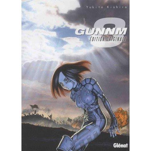 GUNNM - EDITION ORIGINALE - TOME 08