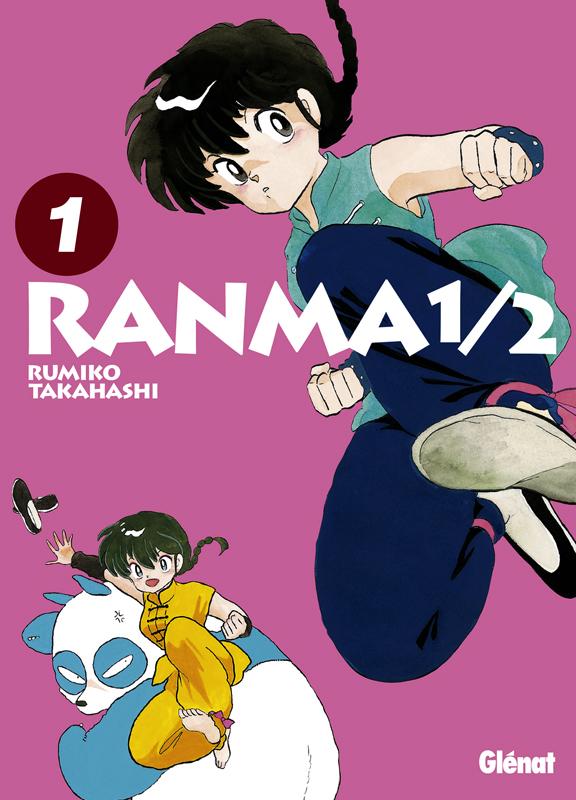 RANMA 1/2 - EDITION ORIGINALE - TOME 01