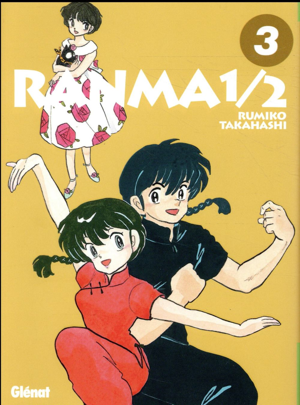 RANMA 1/2 - EDITION ORIGINALE - TOME 03