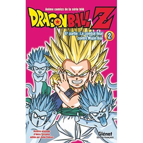 DRAGON BALL Z - 8E PARTIE - TOME 02 - LE COMBAT FINAL CONTRE MAJIN BOO