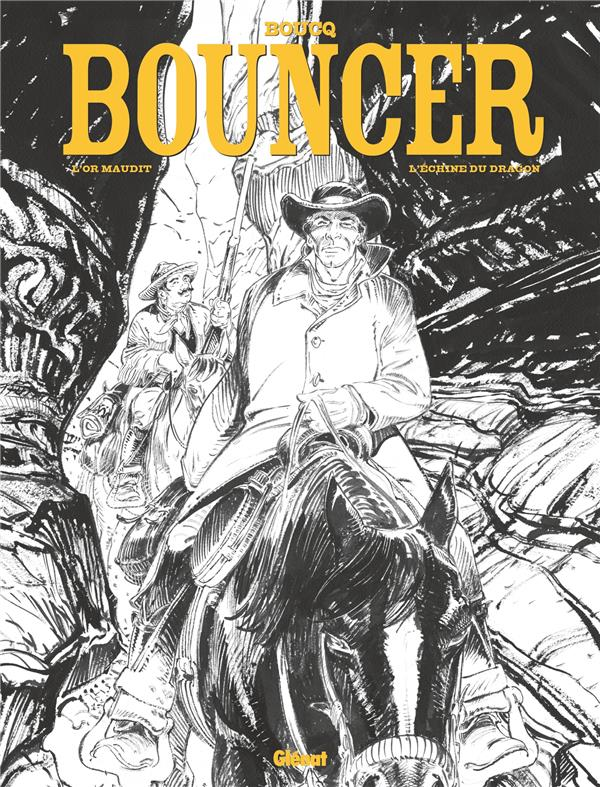 BOUNCER - EDITION SPECIALE N&B TOMES 10 ET 11