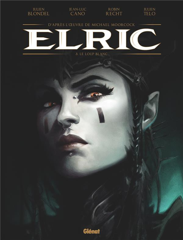 ELRIC - TOME 03 - EDITION SPECIALE - LE LOUP BLANC