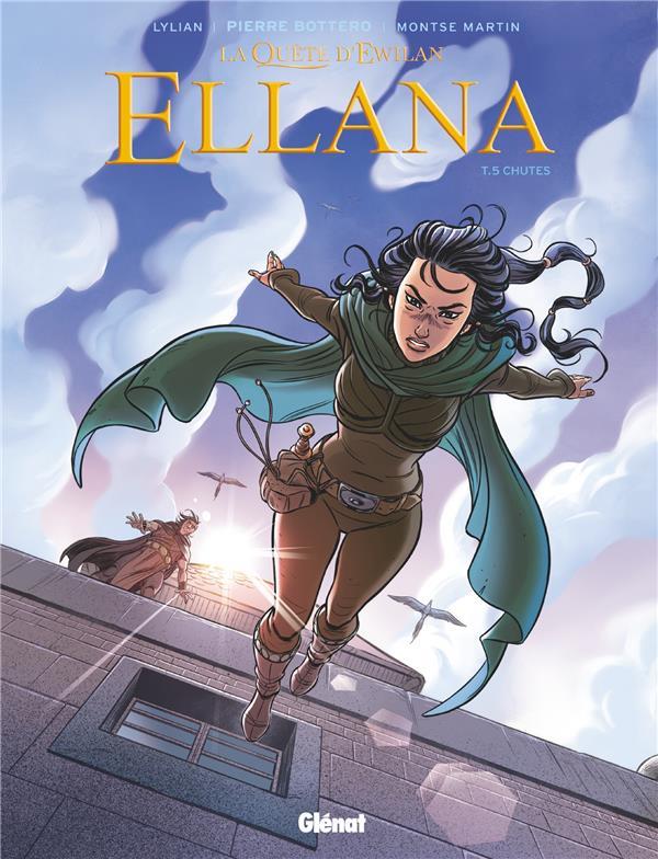 ELLANA - TOME 05 - CHUTES