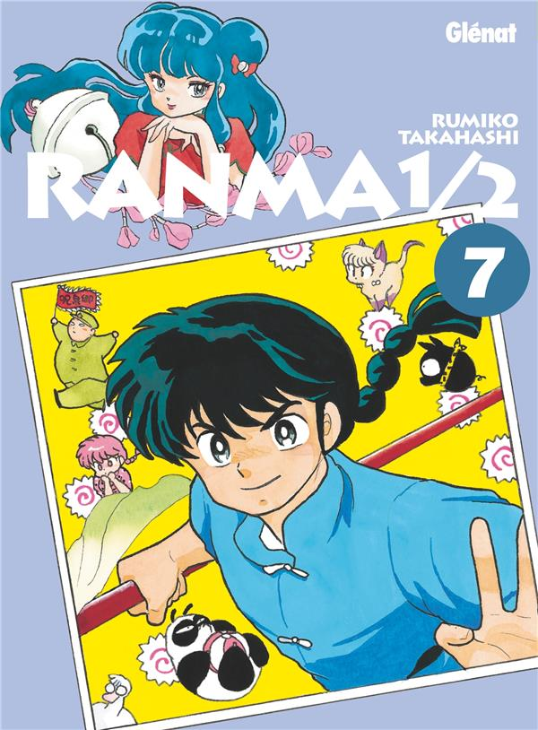 RANMA 1/2 - EDITION ORIGINALE - TOME 07