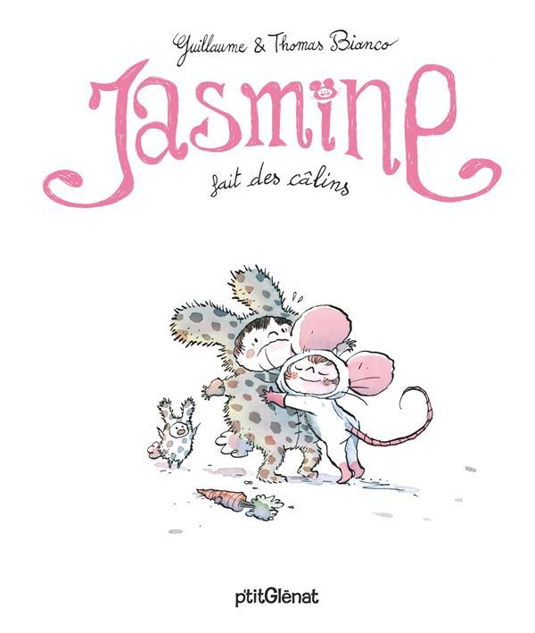 JASMINE FAIT DES CALINS