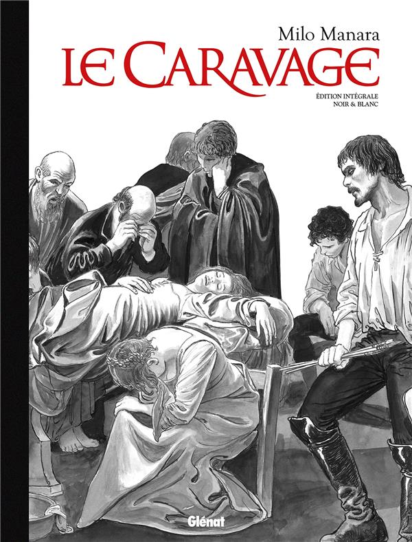 LE CARAVAGE - INTEGRALE N&B EDITION COLLECTOR