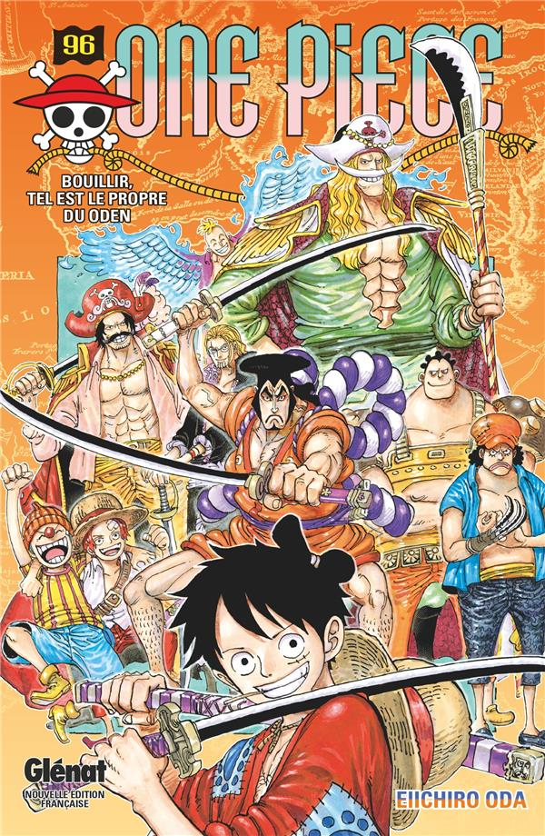 ONE PIECE - EDITION ORIGINALE - TOME 96