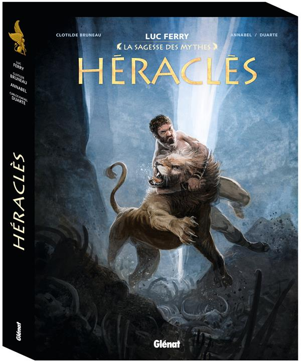 HERACLES - COFFRET TOMES 01 A 03