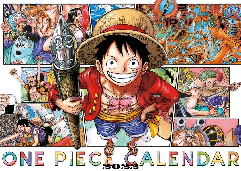 ONE PIECE - CALENDRIER 2022