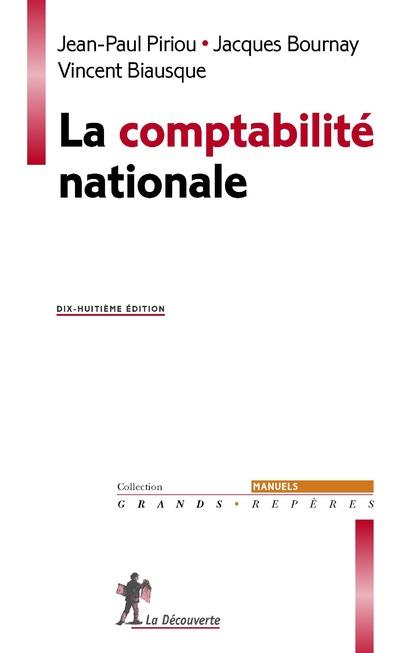 LA COMPTABILITE NATIONALE -18EME EDITION-