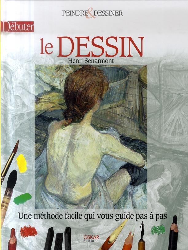 DEBUTER LE DESSIN