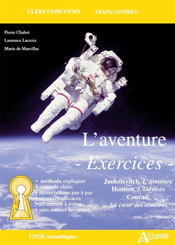 L'AVENTURE - EXERCICES