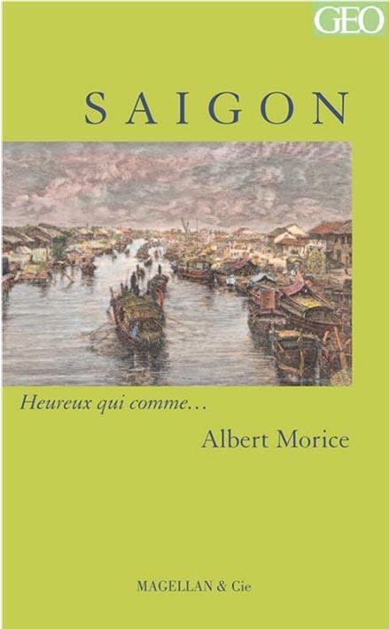 SAIGNON - MORICE ALBERT
