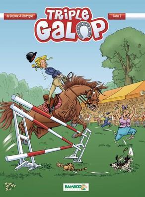 TRIPLE GALOP - TOME 1
