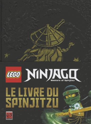 LEGO NINJAGO  LE LIVRE DU SPINJITZU