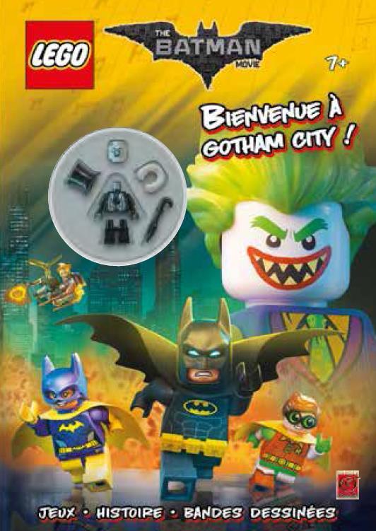 LEGO DC COMICS BIENVENUE A GOTHAM CITY