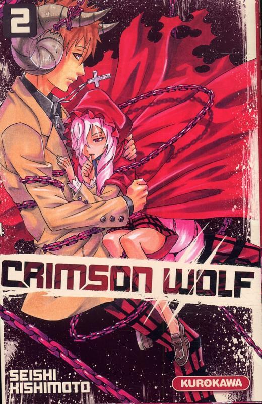 CRIMSON WOLF - TOME 2
