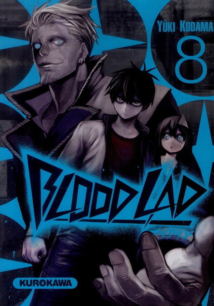 BLOOD LAD - TOME 8