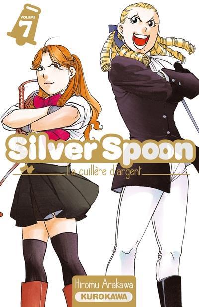 SILVER SPOON - TOME 7