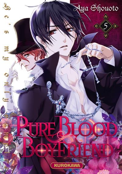 PURE BLOOD BOYFRIEND - TOME 5
