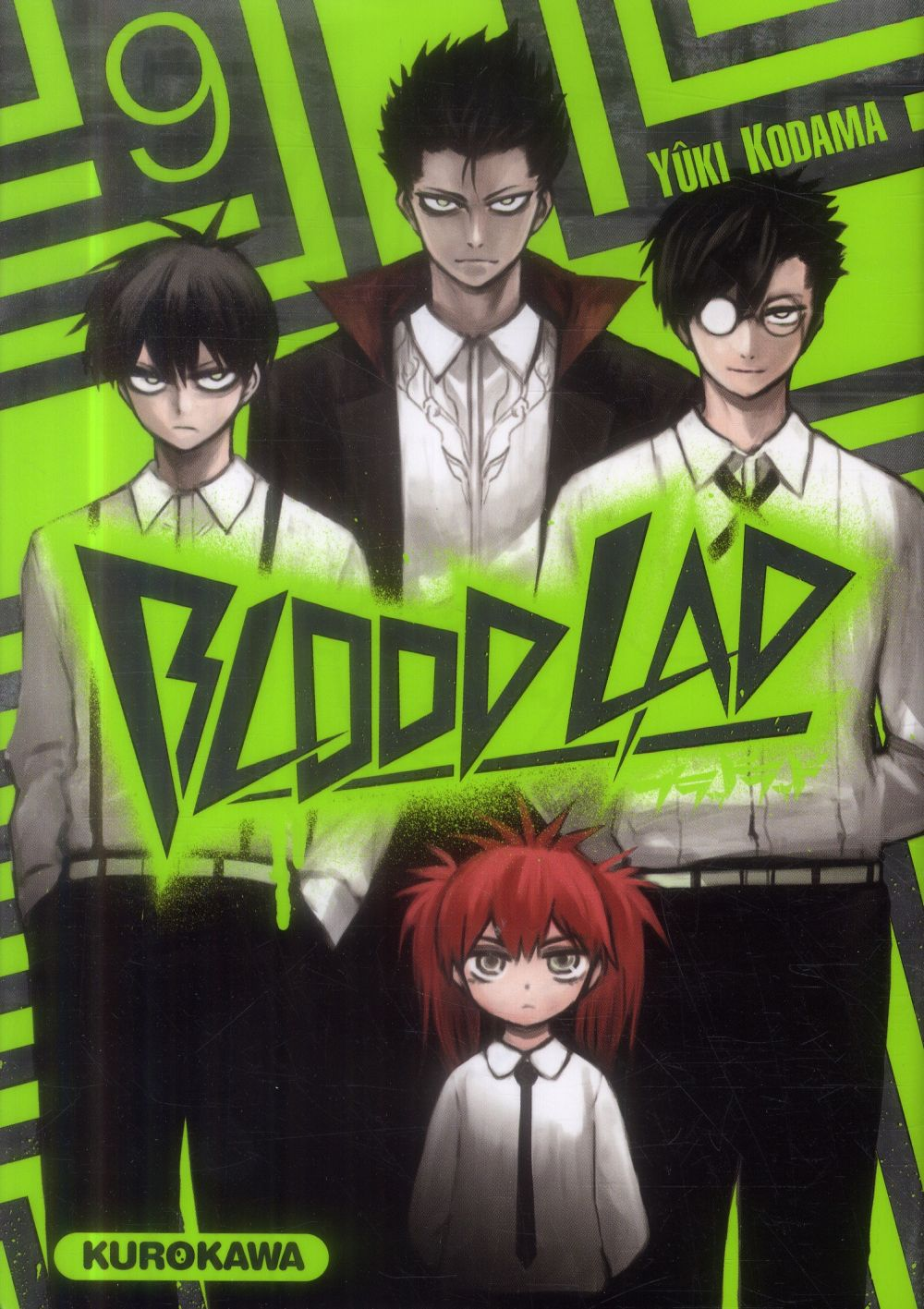 BLOOD LAD - TOME 9