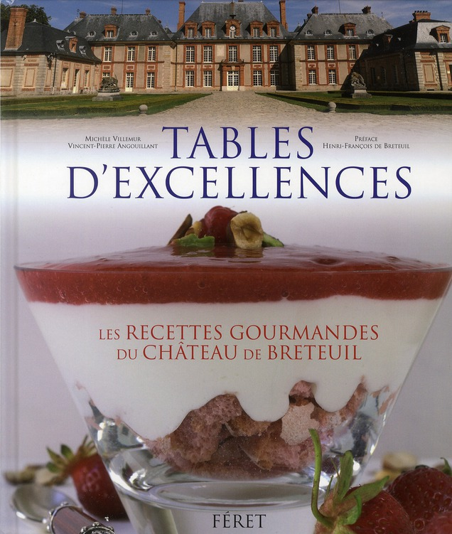 TABLES D'EXCELLENCES