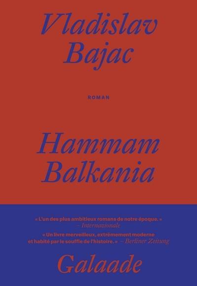 HAMMAM BALKANIA