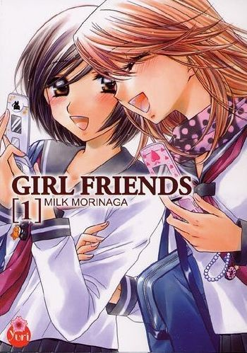 GIRL FRIENDS T01