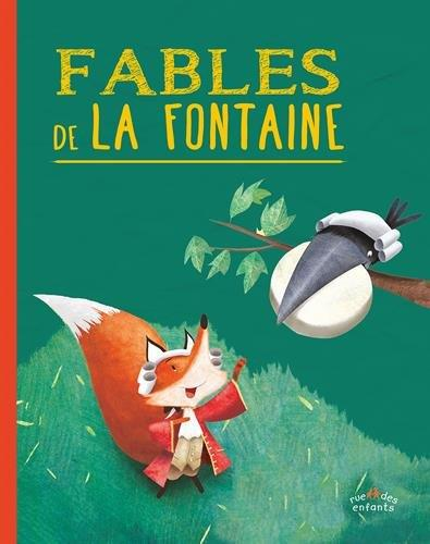 FABLES DE LA FONTAINE (MES)