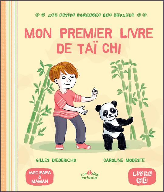 PREMIER LIVRE DE TAI-CHI (MON)