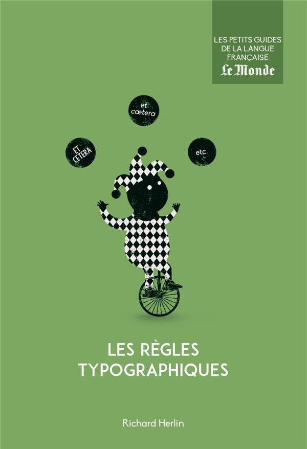 REGLES TYPOGRAPHIQUES N.27 (LES)