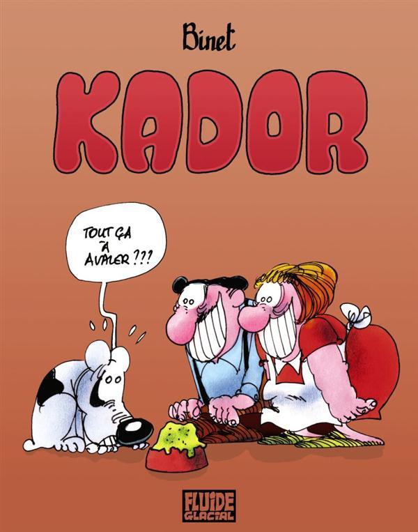 KADOR SERIE OR (INTEGRALE PF)
