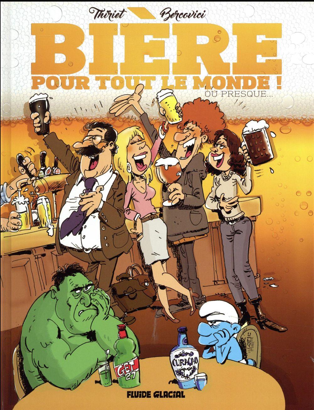 BIERE POUR TOUT LE MONDE ! (OU PRESQUE)